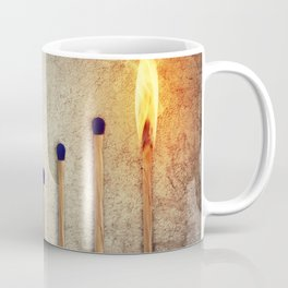 match stairsteps concept Coffee Mug