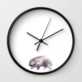 Wilhelm the Waggish Wall Clock