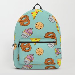 Life Is Sweet Logo Backpack