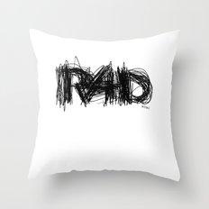RAD Throw Pillow
