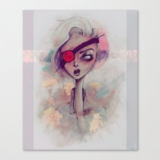 Colors Perceived Canvas Print