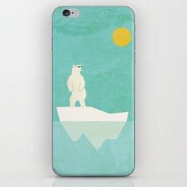 Solar Bear iPhone Skin