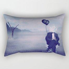 Money Control #01 Rectangular Pillow