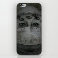 doctor iPhone & iPod Skins featuring doctor by Liu Yen-Chen