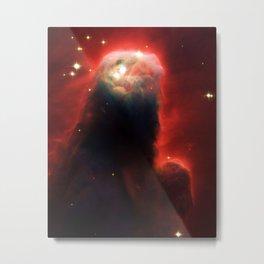 The Cone Nebula Metal Print