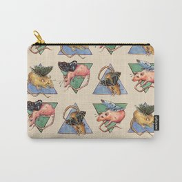 Rat Fairy Carry-All Pouch