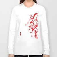 naruto Long Sleeve T-shirts featuring Naruto by offbeatzombie