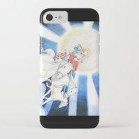 apollo iPhone & iPod Cases featuring apollo by Miz2017