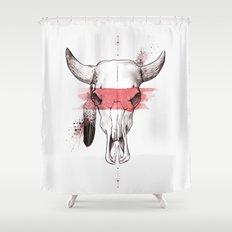 Raging Bull Shower Curtain