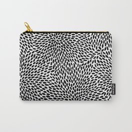 NO QUIETUDE B&W Carry-All Pouch