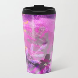 Beauty is not a need but an ecstasy Metal Travel Mug