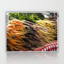 Market Carrots Laptop & iPad Skin