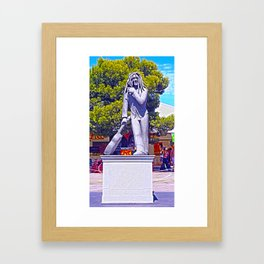 Photographic Rototom 2011  Framed Art Print