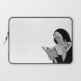 Blasphemy Laptop Sleeve
