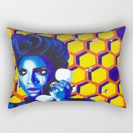 Save the Queen  Rectangular Pillow