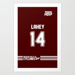 Lahey 14 Art Print
