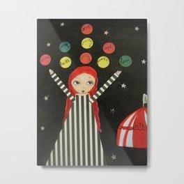 life juggler Metal Print