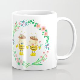 HONEY GARDEN Coffee Mug