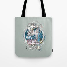 Let you take You Tote Bag