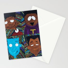Playground Class Picture Stationery Cards