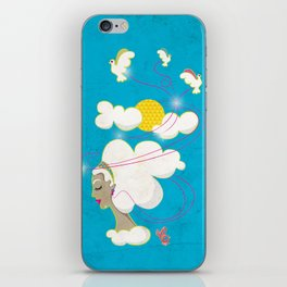 Music is my Inspiration iPhone Skin