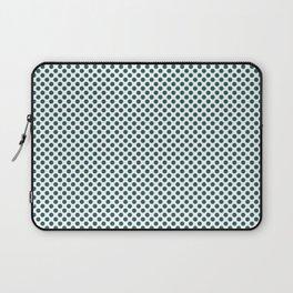 Bayberry Polka Dots Laptop Sleeve