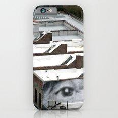 Eyes :: JR in New York City iPhone 6s Slim Case