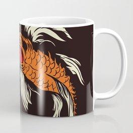 Two Koi Kaffeebecher