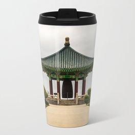 Korean Bell of Friendship Travel Mug