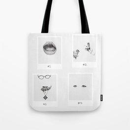 details j Tote Bag