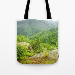 White Mountains Photography Art Tote Bag