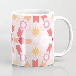 Summer Arabesque Coffee Mug