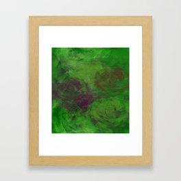 Botenique Verte Framed Art Print
