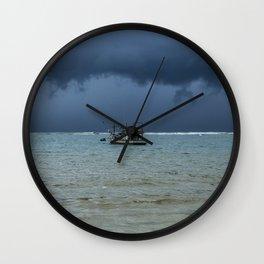 Storm 2 Wall Clock