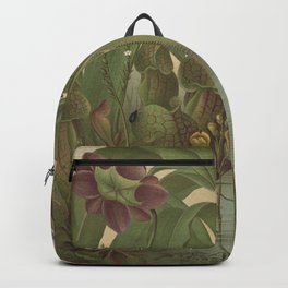Carnivorous Insect Eating Plants (Insektenfressende Pflanzen) Backpack