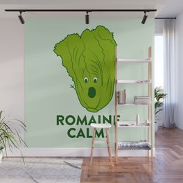 ROMAINE CALM Wall Mural