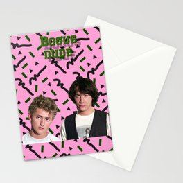 Bogus dude Stationery Cards