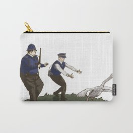 Hot Fuzz  Carry-All Pouch
