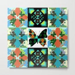 Butterflies14 Metal Print