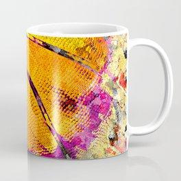 Basketball art swoosh vs 40 Coffee Mug
