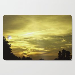 The Light Of Love Gives Hope For The Future Cutting Board