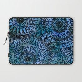 Shifting Currents - LaurensColour Laptop Sleeve