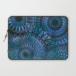 Shifting Currents - LaurensColour Laptop Sleeve