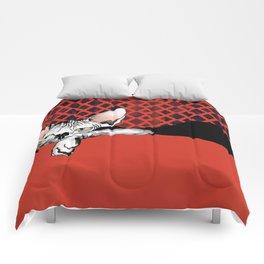 Gruau's sphynx Comforters