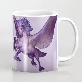 Purple Pegasus Coffee Mug