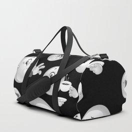 Emoji Pattern 10 Duffle Bag