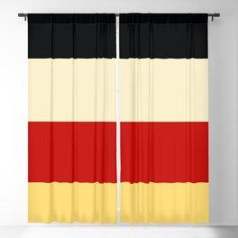 Four Colors Blackout Curtain