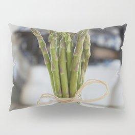 Asparagus Pillow Sham