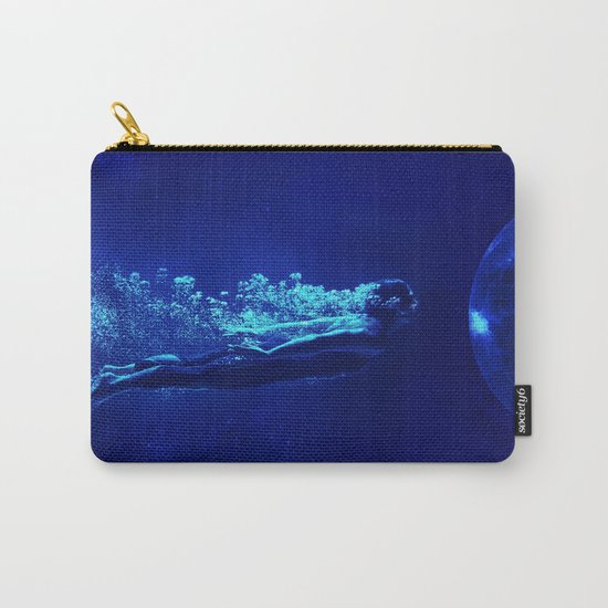 Space Diver Carry-All Pouch