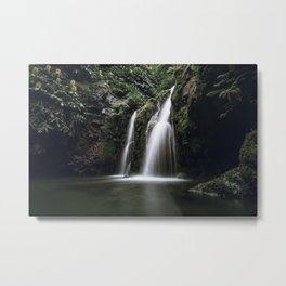 waterfall / portugal Metal Print